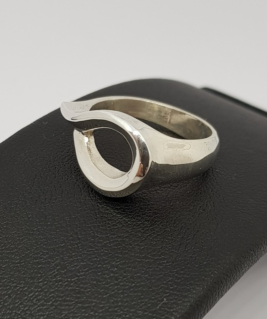 Solid Sterling Silver Ring | Made in NZ image 0