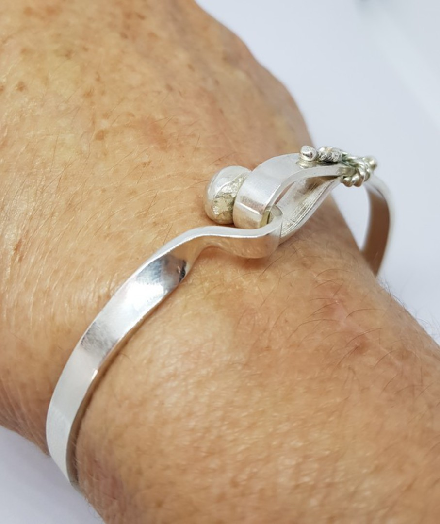 Sterling Silver Bangle image 4