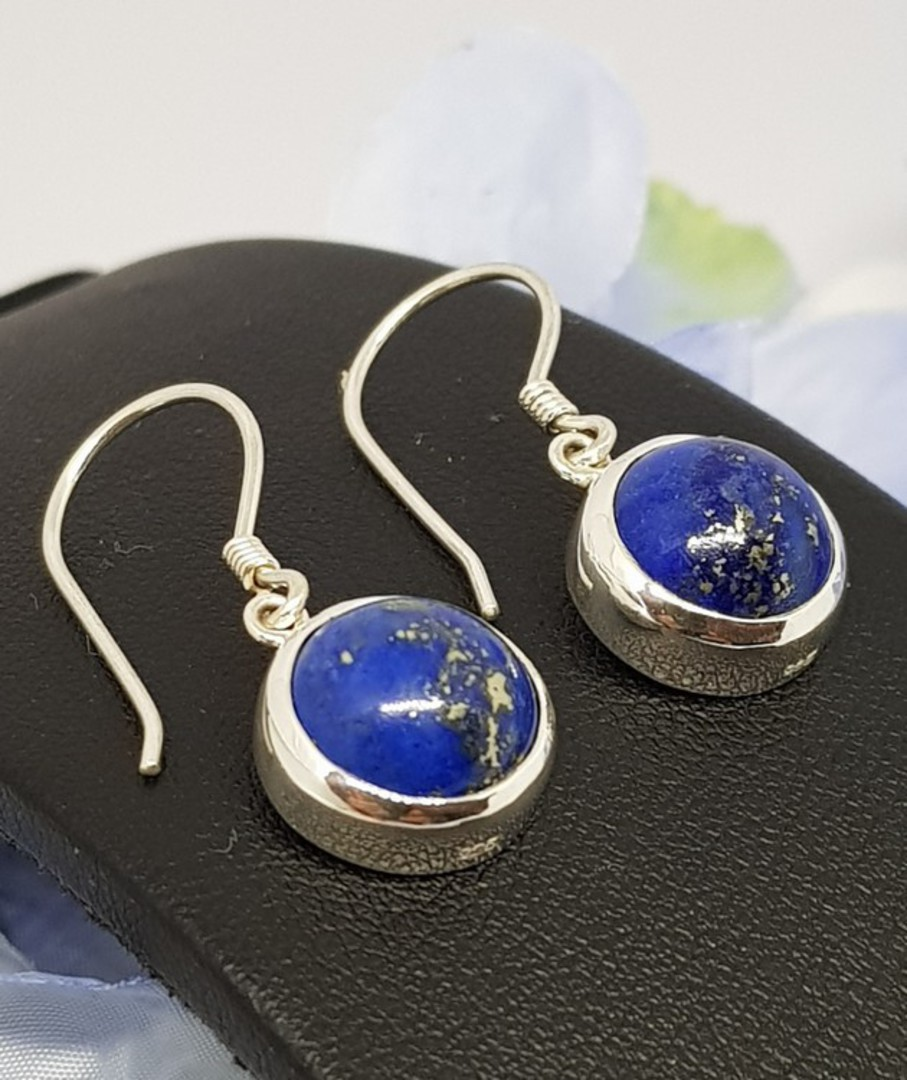 Lapis Lazuli Earrings image 0
