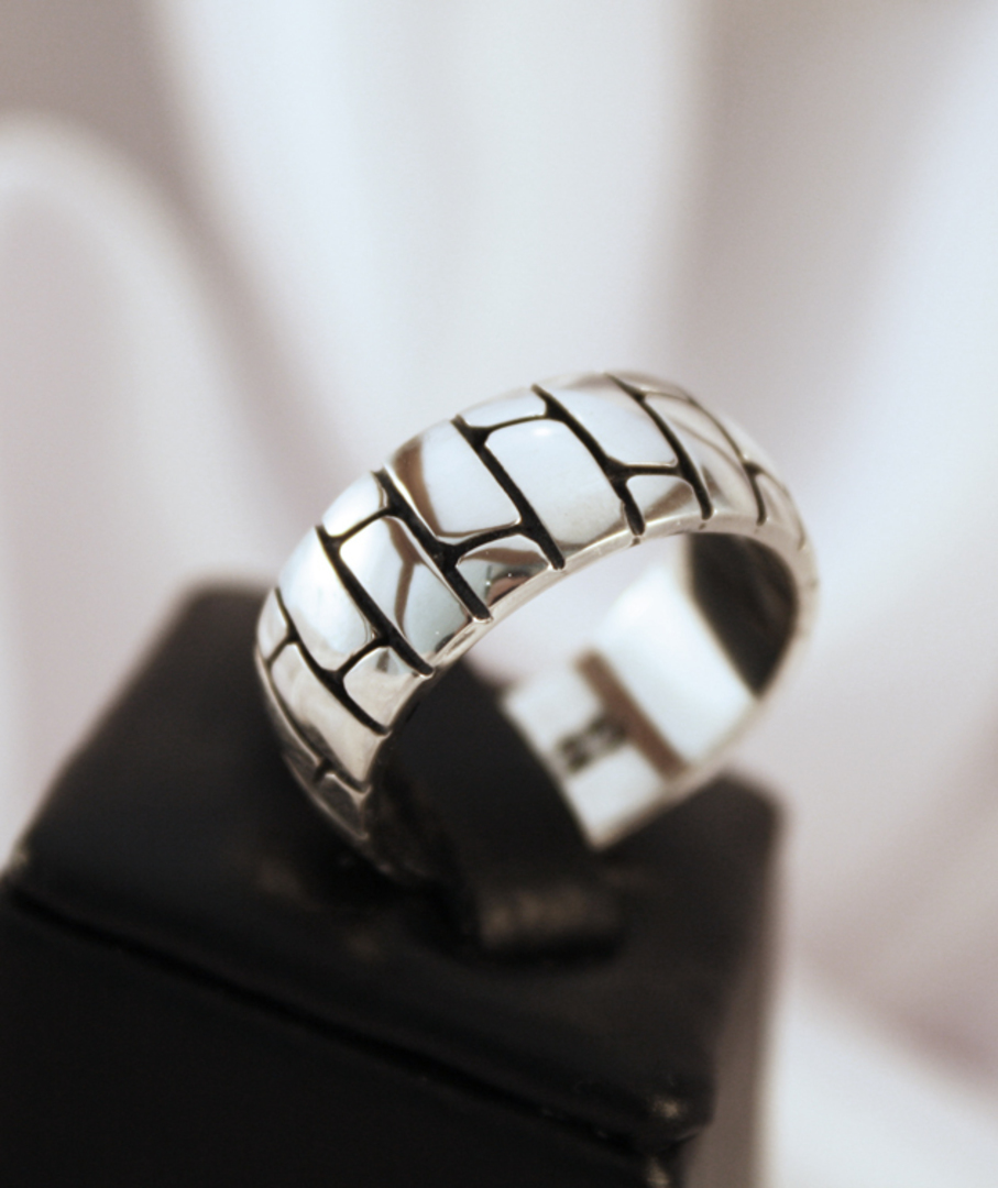 Sterling Silver Ring image 0