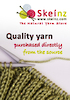 MACHINE WASHABLE YARNS
