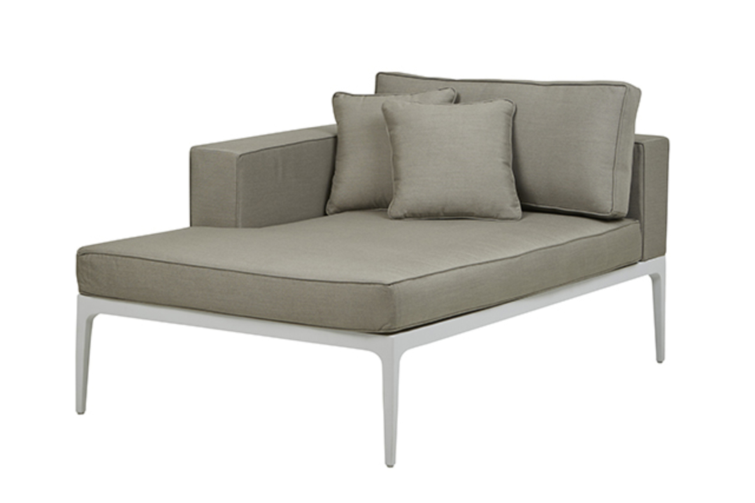 Montego Left Chaise (outdoor) image 3