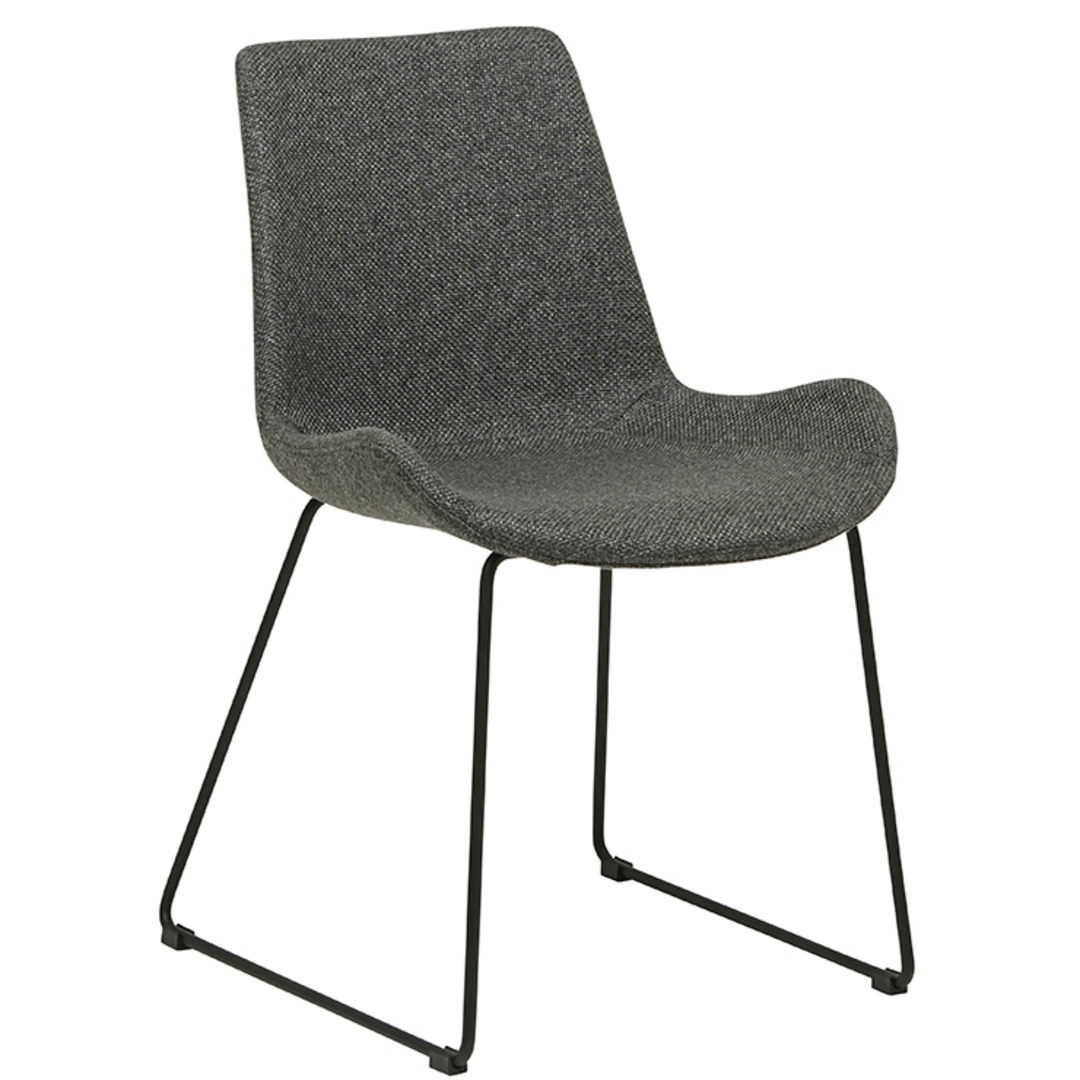 Cleo Sleigh Dining Chair image 12