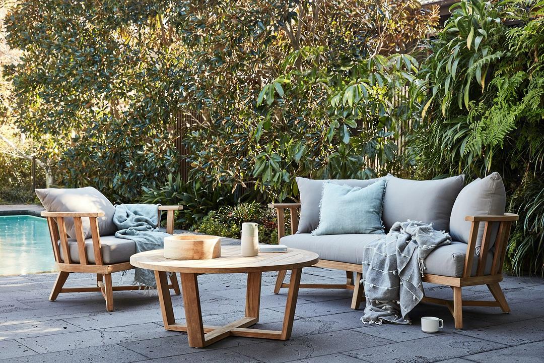 Sonoma Slat 3 Seater Sofa image 5
