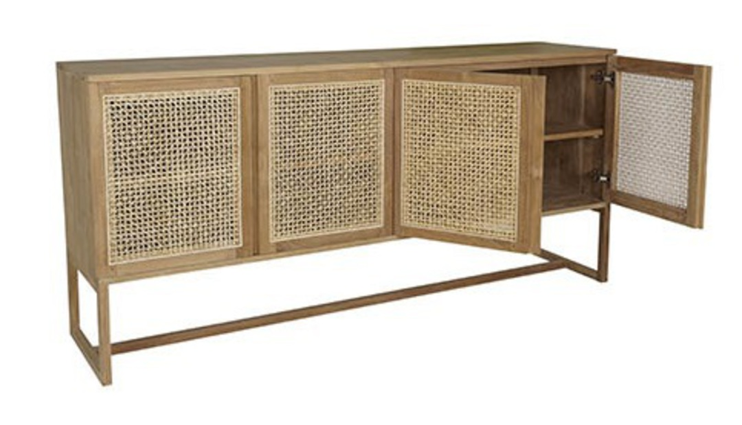 Willow Woven Buffet image 14