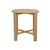 Click to swap image: <strong>Linea Oslo Side Table-NatOak - RRP-$1113</strong></br>Dimensions: 540 Dia x H500mm</br>Shipped: Assembled - 0.175m3</br>Frame Colour - Natural Oak</br>Frame Finish - Matt</br>Frame Material - Solid Oak</br>Product Max. Weight - 40kg</br>Product Item Weight - 7kg</br>Top Colour - Natural Oak</br>Top Finish - Matt</br>Top Material - Solid Oak</br>Top Sealer - NC Lacquer