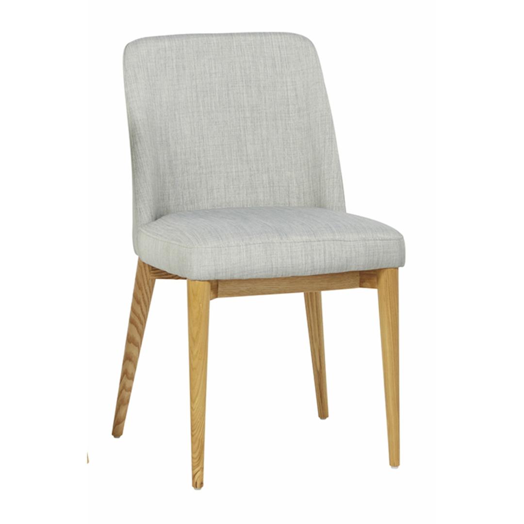 Rosie Timber Leg Chair image 1