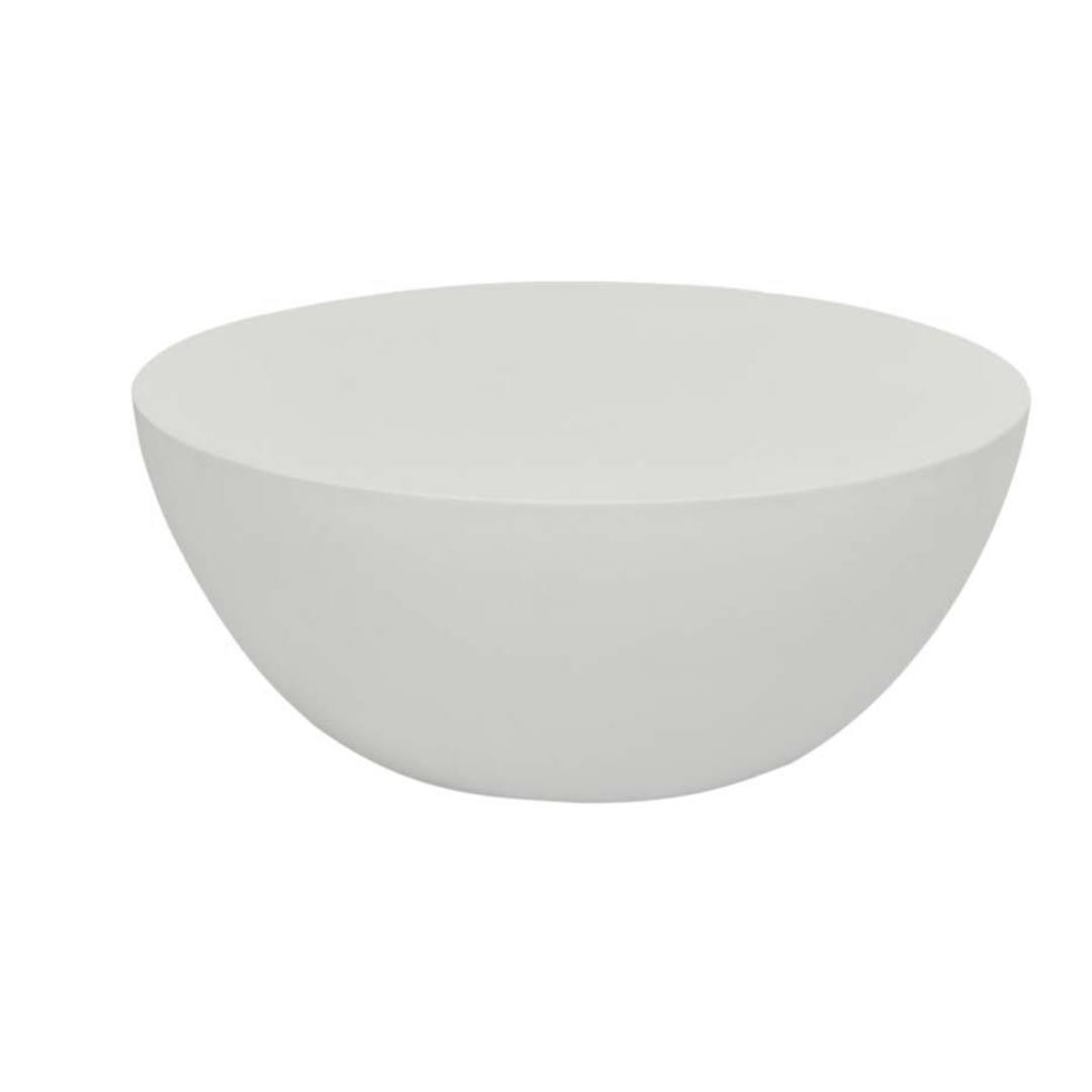Ossa Dome Concrete Coffee Table image 4