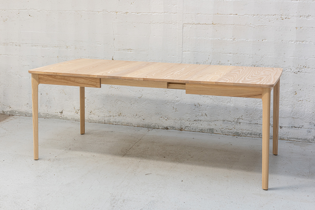 Finn 1300 Extension Table-Twin leaf image 1