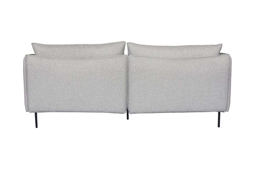 Vittoria Curve 3 Seater Sofa image 9
