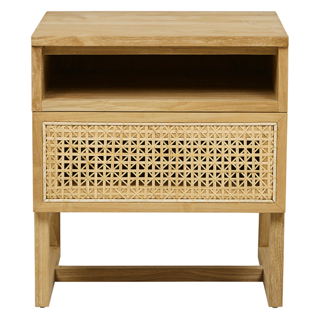 Willow Woven Bedside image 13