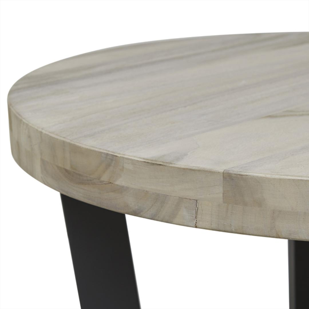 Marina Cross Side Table image 2