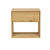 Click to swap image: <strong>Ethnicraft Nordic TallBedsi-Ok - RRP N/A</strong></br>Dimensions: W570 x D400 x H550mm</br>Shipped: Assembled - 0.178m3</br>Case Colour - Natural</br>Case Material - Solid Oak</br>Drawer Configuration - 1</br>Drawer Internal Dimensions - W485 x D310 x H155mm</br>Open Compartment Internal Dimensions - Height 295mm
