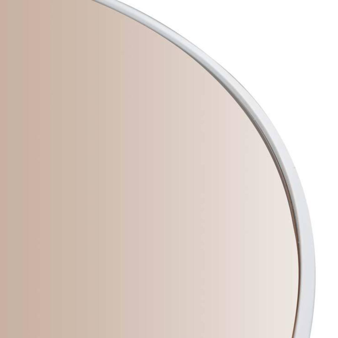 Amara Disc Mirror Coffee Table image 1