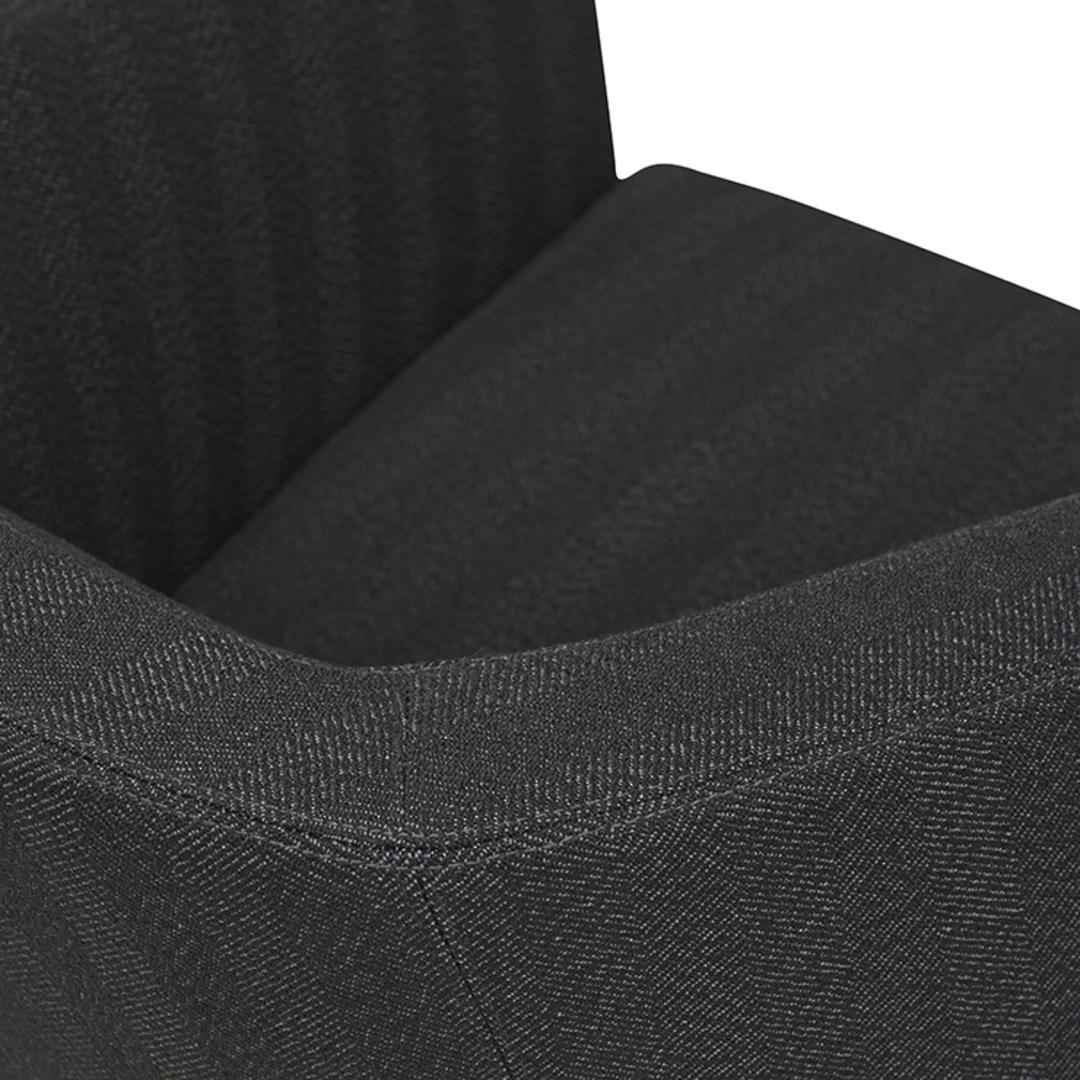 Juno Tub Metal Leg Occasional Chair image 7