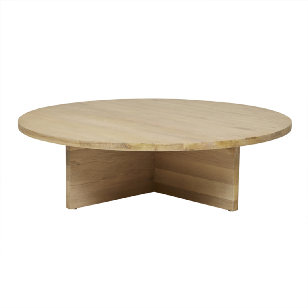 Aiden Round Coffee Table image 7