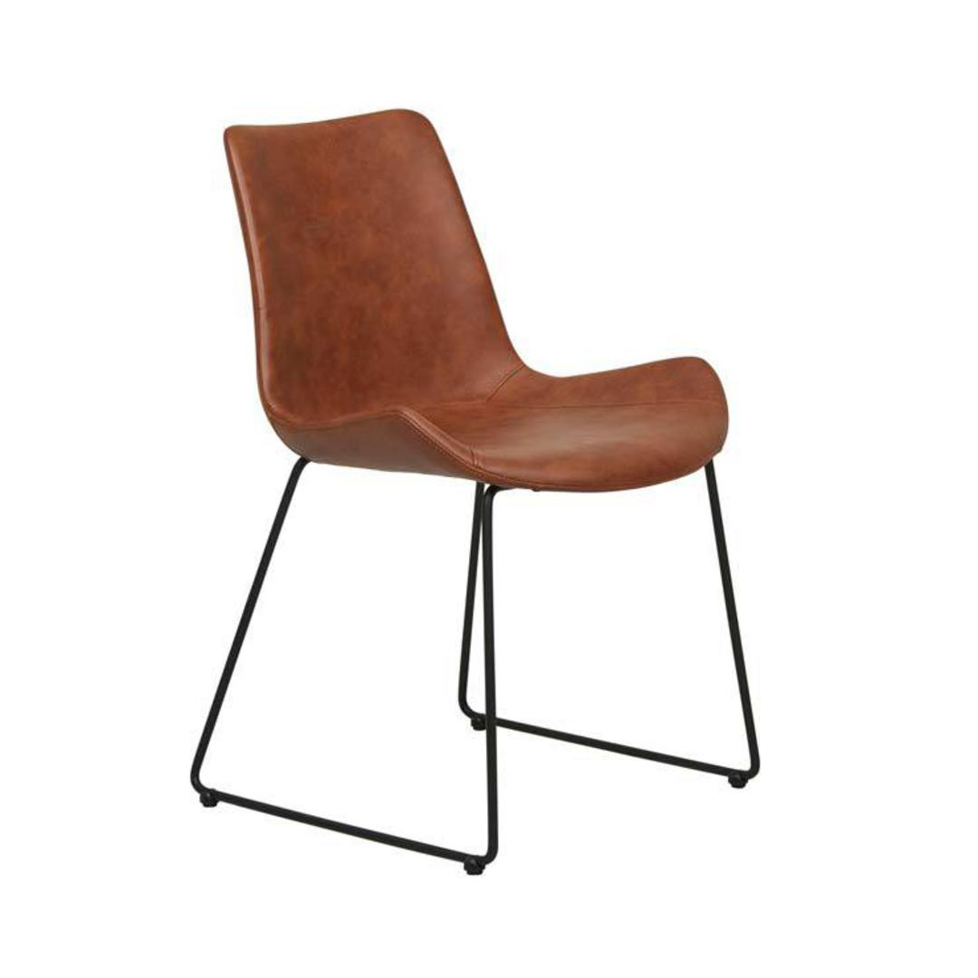 Cleo Sleigh Dining Chair image 11