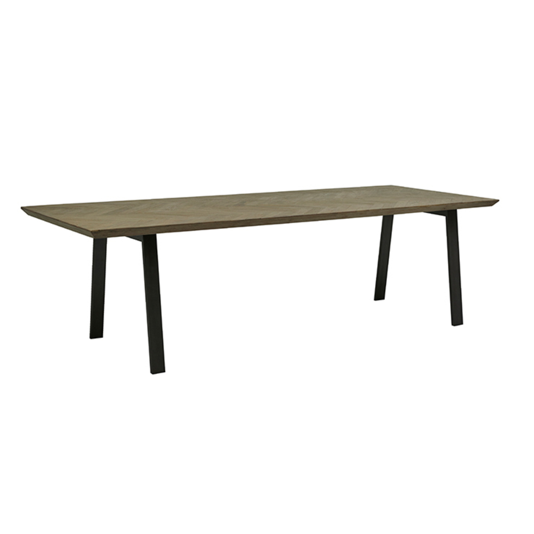 Finsbury Herringbone Dining Tables image 7