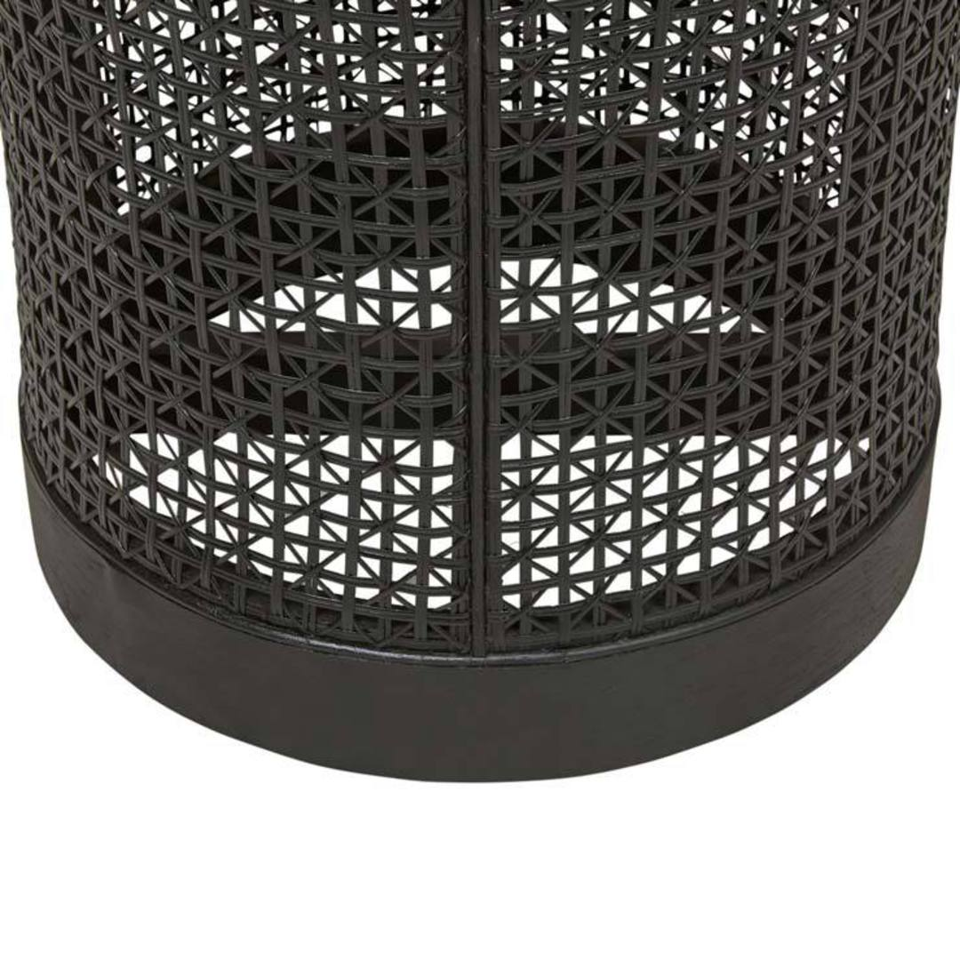 Willow Woven Side Table image 2