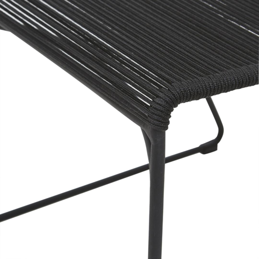 Marina Sleigh Arm Chair image 10