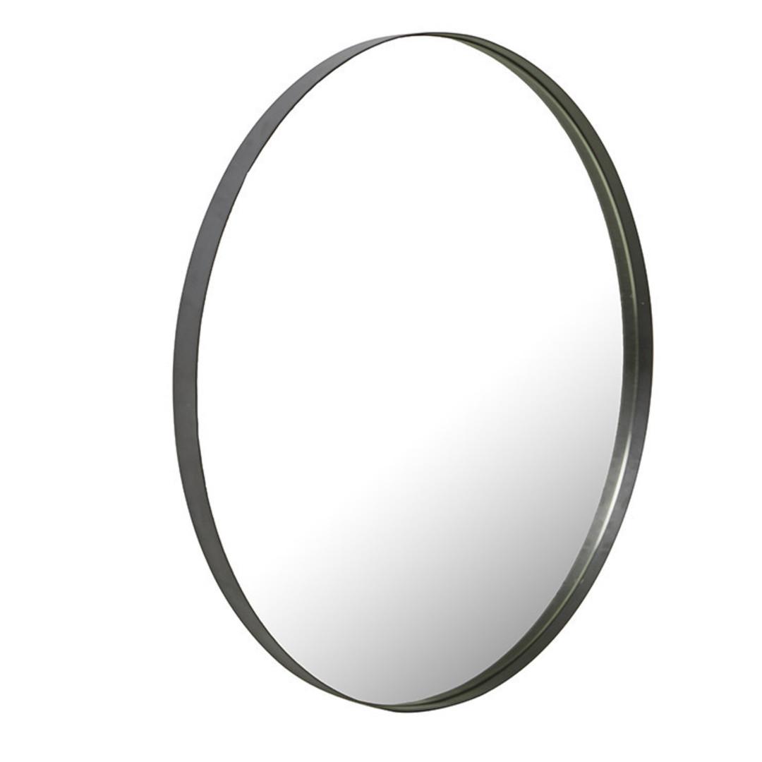 Elle Round 60cm Mirror image 1