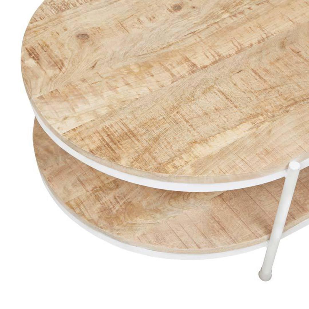 Merricks Oval Coffee Table image 3
