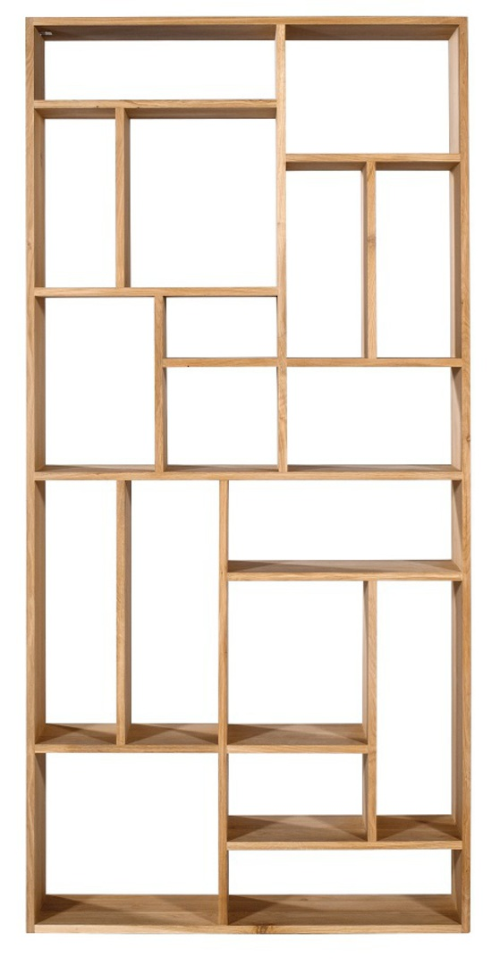 Ethnicraft M Rack Bookcase (Oak) image 0
