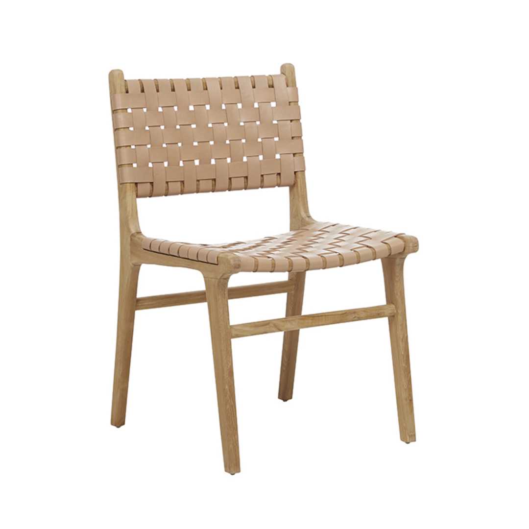Willow Leather Dining image 1
