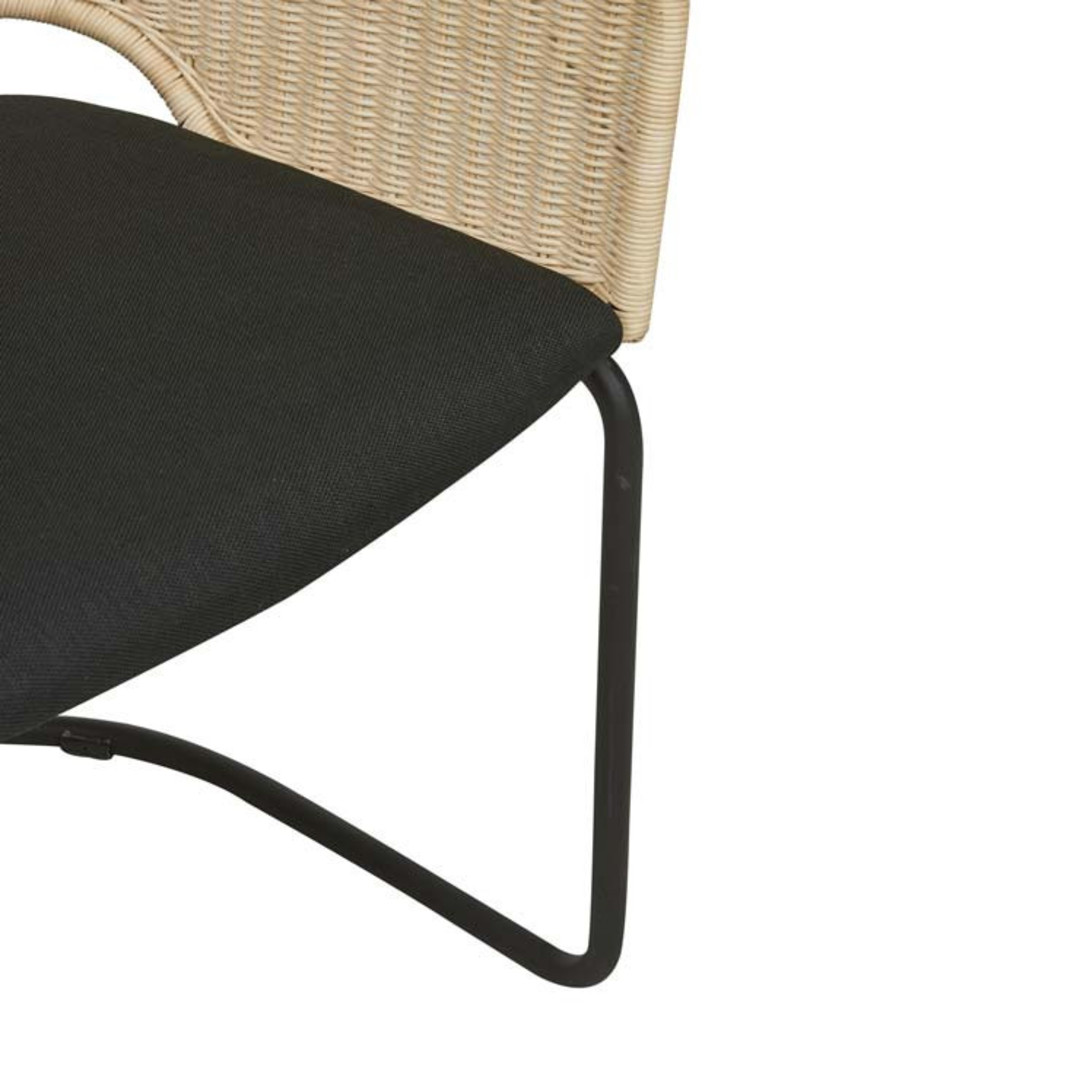 Weaver Cantilever Dining Chair image 5