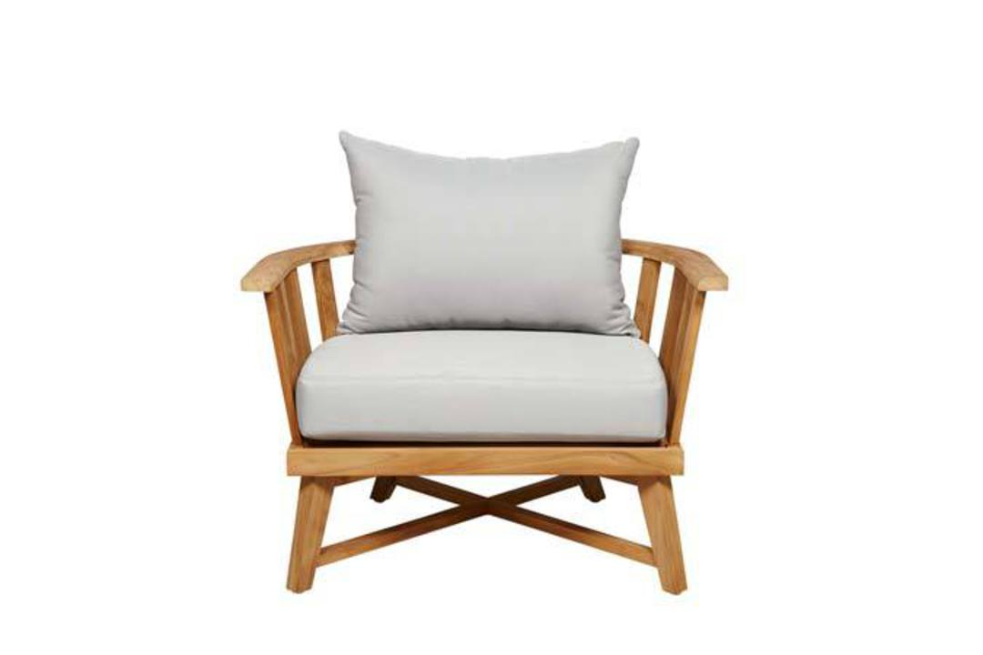 Sonoma Slat Occasional Chair image 8