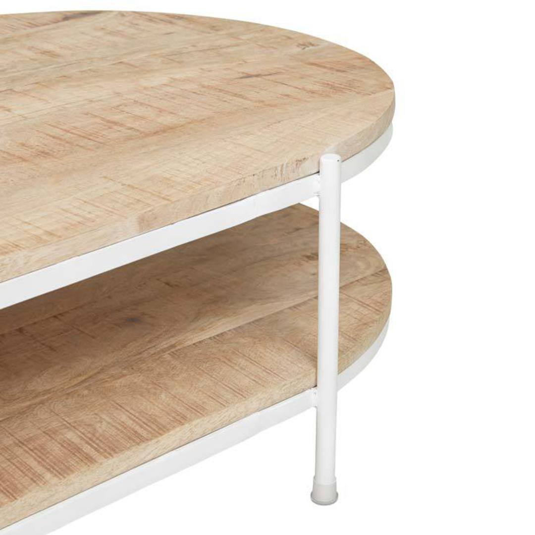 Merricks Oval Coffee Table image 2