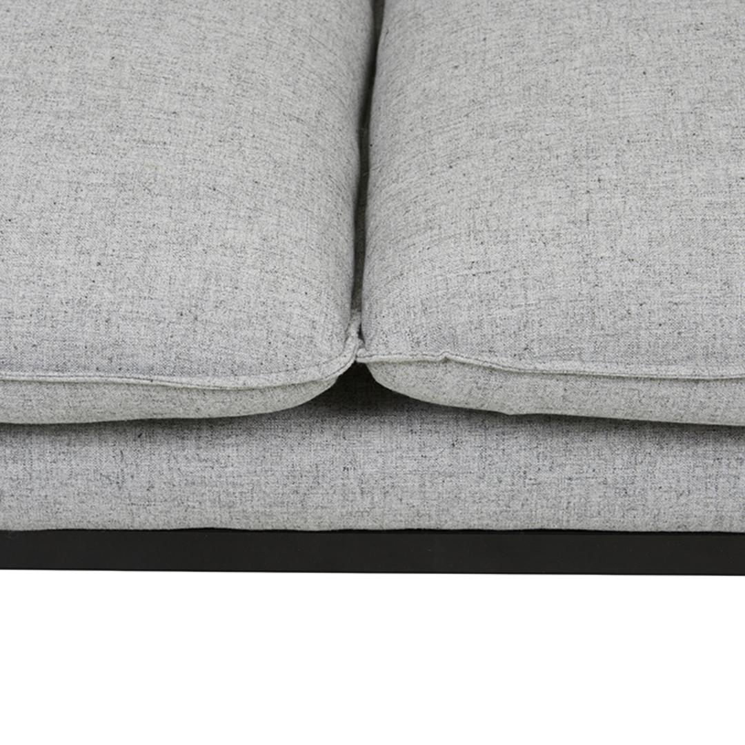 Vittoria Curve 3 Seater Sofa image 4