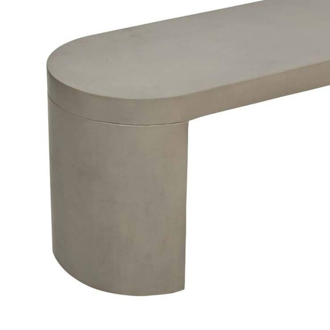Ossa Concrete Bench Seat image 6