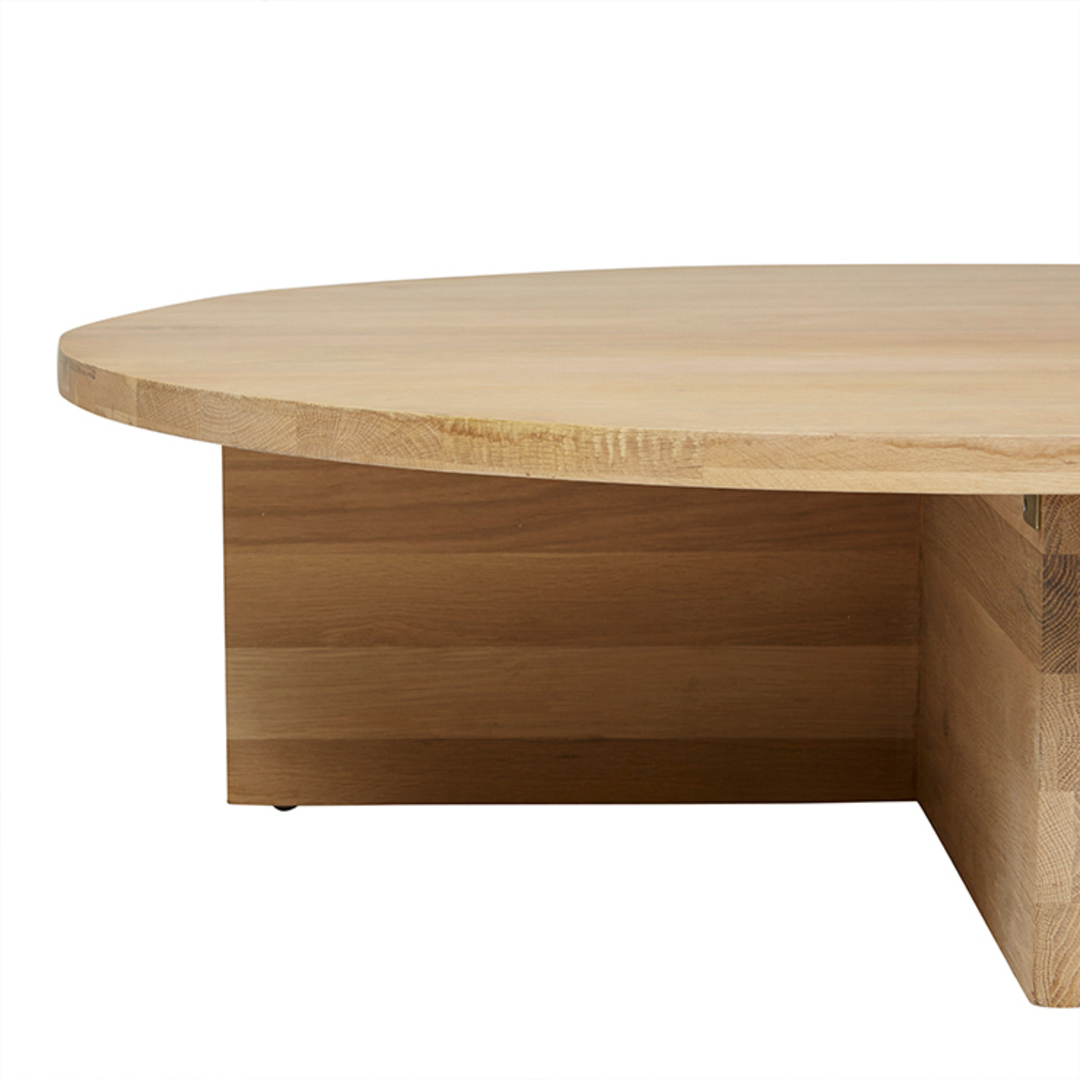 Aiden Round Coffee Table image 8