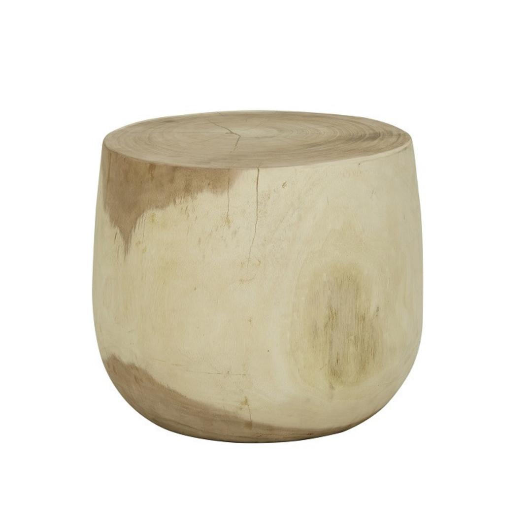 Woodland Bowl Low Stool image 1