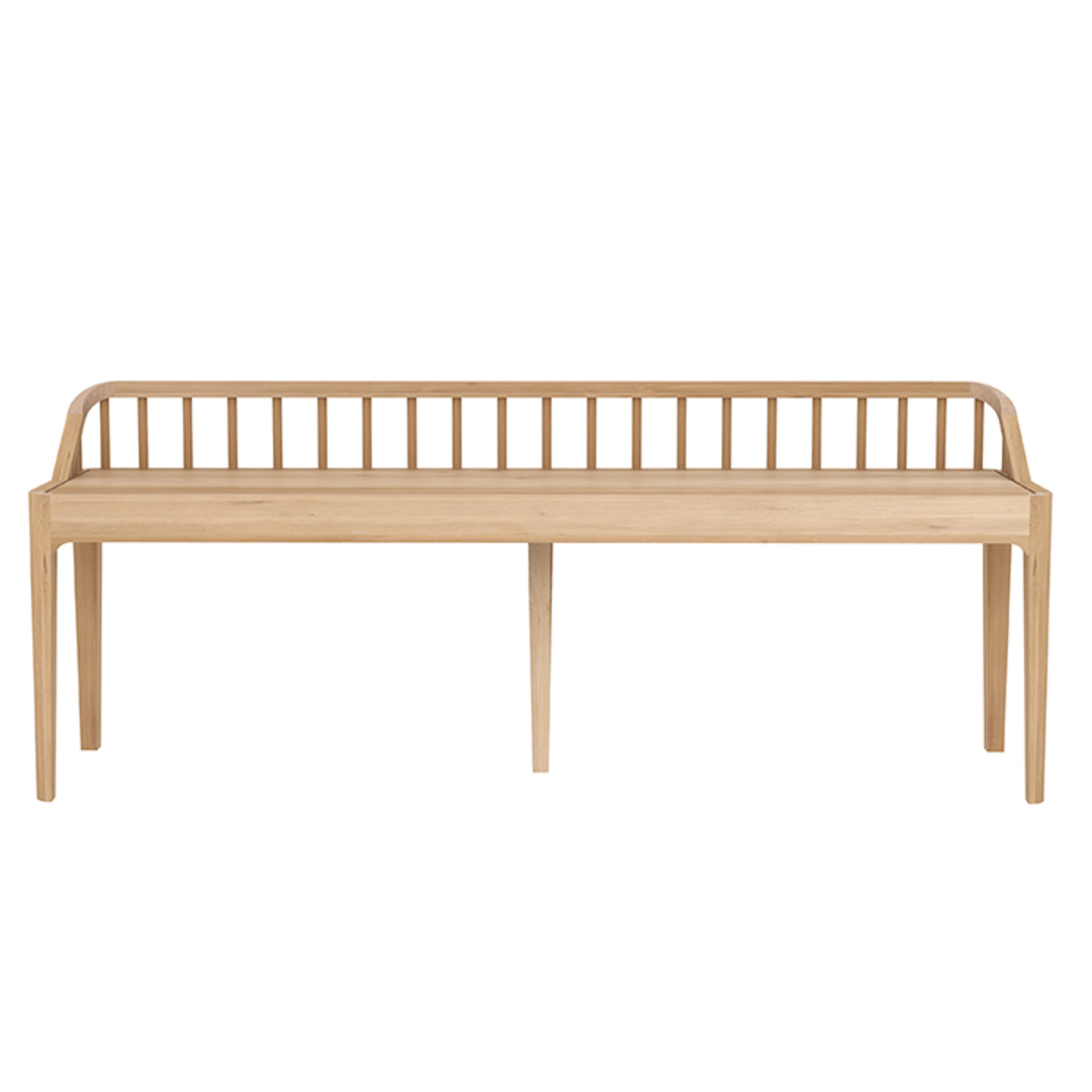 Ethnicraft Spindle Bench image 0