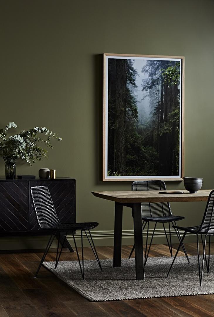 Finsbury Herringbone Dining Tables image 1