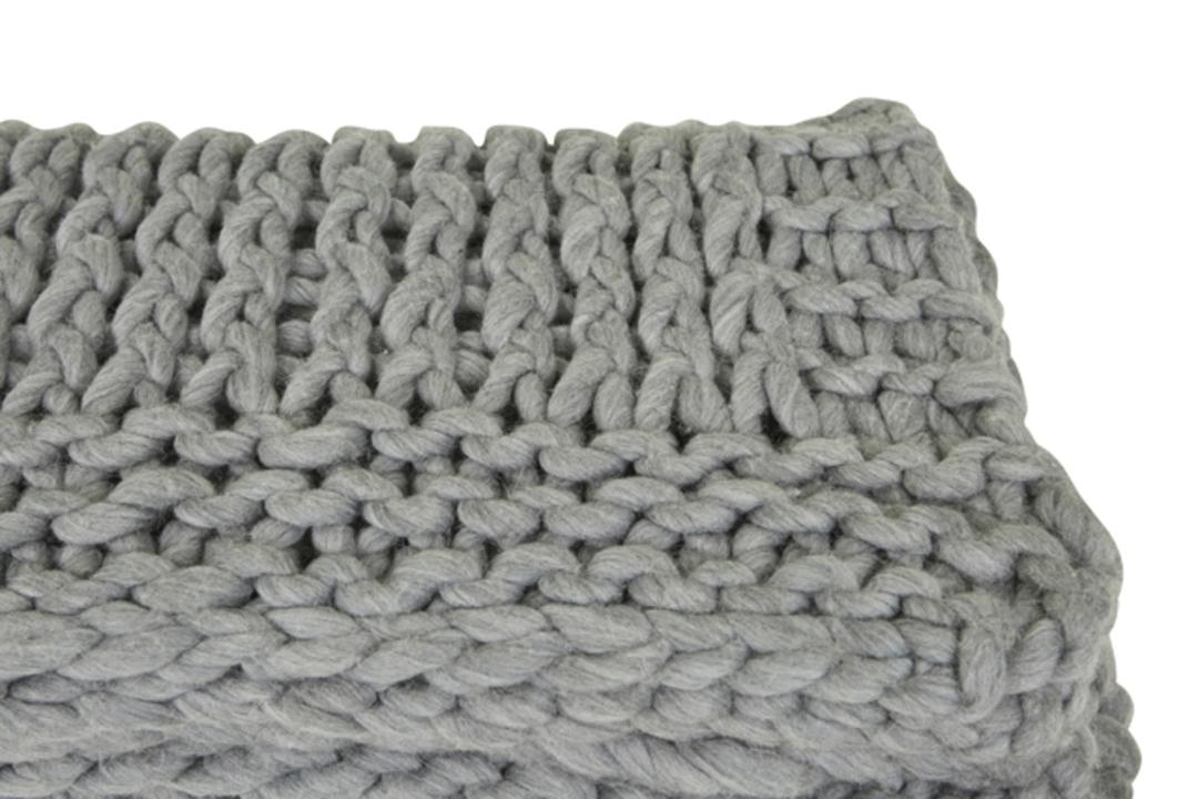 Evie Knit Throw image 4