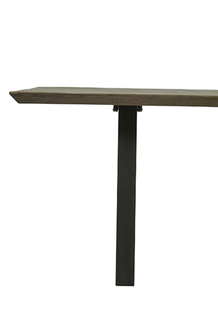 Finsbury Herringbone Dining Tables image 5