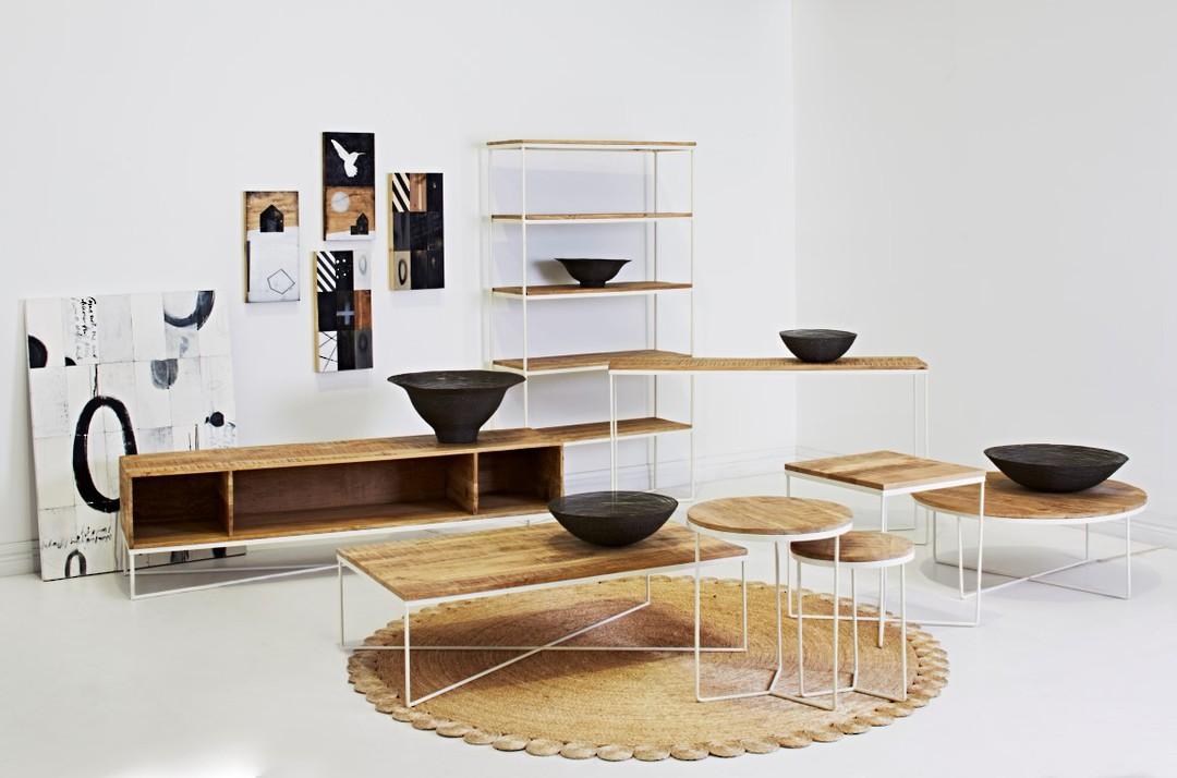 Flinders Round Coffee Table image 2