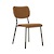 Click to swap image: <strong>Tommy Dining Chair - Autumn - RRP-$547</strong></br>Dimensions: W470 x D530x H810mm</br>Shipped: K/D - Requires Assembly on site - 0.136m3</br>Leg Colour - Matt Black</br>Leg Finish - Powdercoated</br>Leg Material - Metal Leg</br>Seat Height - 470mm</br>Upholstery Colour - Autumn</br>Upholstery Composition - Fabric (100% Polyester)