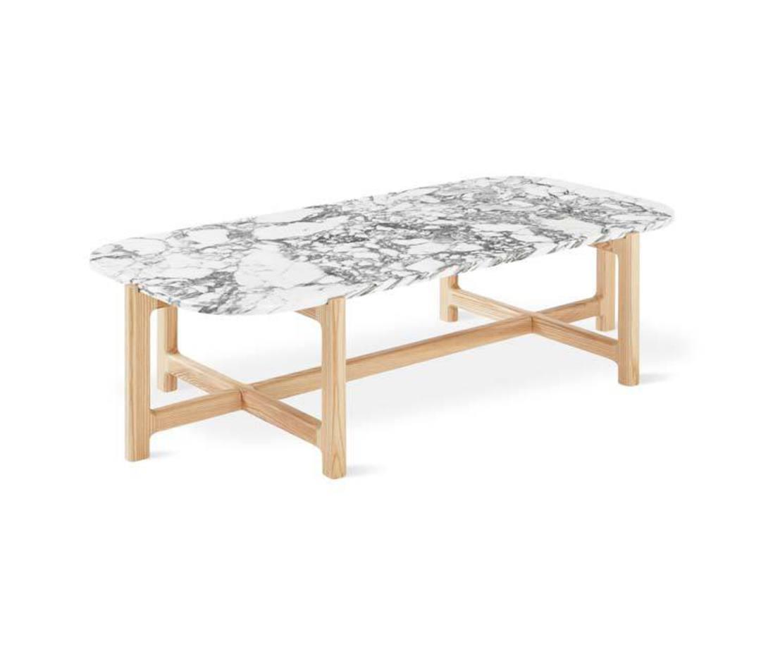 Gus Quarry Rectangular Coffee Table image 0