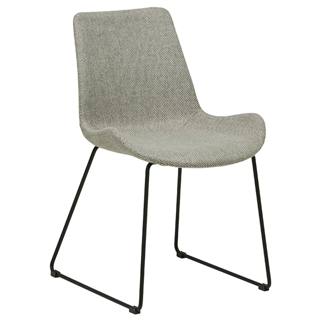 Cleo Sleigh Dining Chair image 13