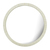 Click to swap image: <strong>Taj Round Bone Mirror-Natural - RRP-$1206</strong></br>Dimensions: 900 Dia x D30mm</br>Shipped: Assembled - 0.103m3</br>Frame Colour - Natural</br>Frame Material - Bone Pieces