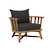 Click to swap image: <strong>Sonoma Slat Occ Ch-NatTeak/Ink - RRP-$2151</strong></br>Arm Height - 600mm</br>Chair Max. Weight - 150kg</br>Cushion Configuration - 1 Seat & 1 Back Cushion</br>Frame Weight - 16kg</br>Seat Height - 430mm</br>Frame Material - Solid Teak</br>Frame Finish - Natural Smooth Sanded</br>Cushion cover Material - Sunproof Fabric</br>Cushion insert Material - Quick Dry Foam (Outdoor)</br>Cushion cover Colour - Ink