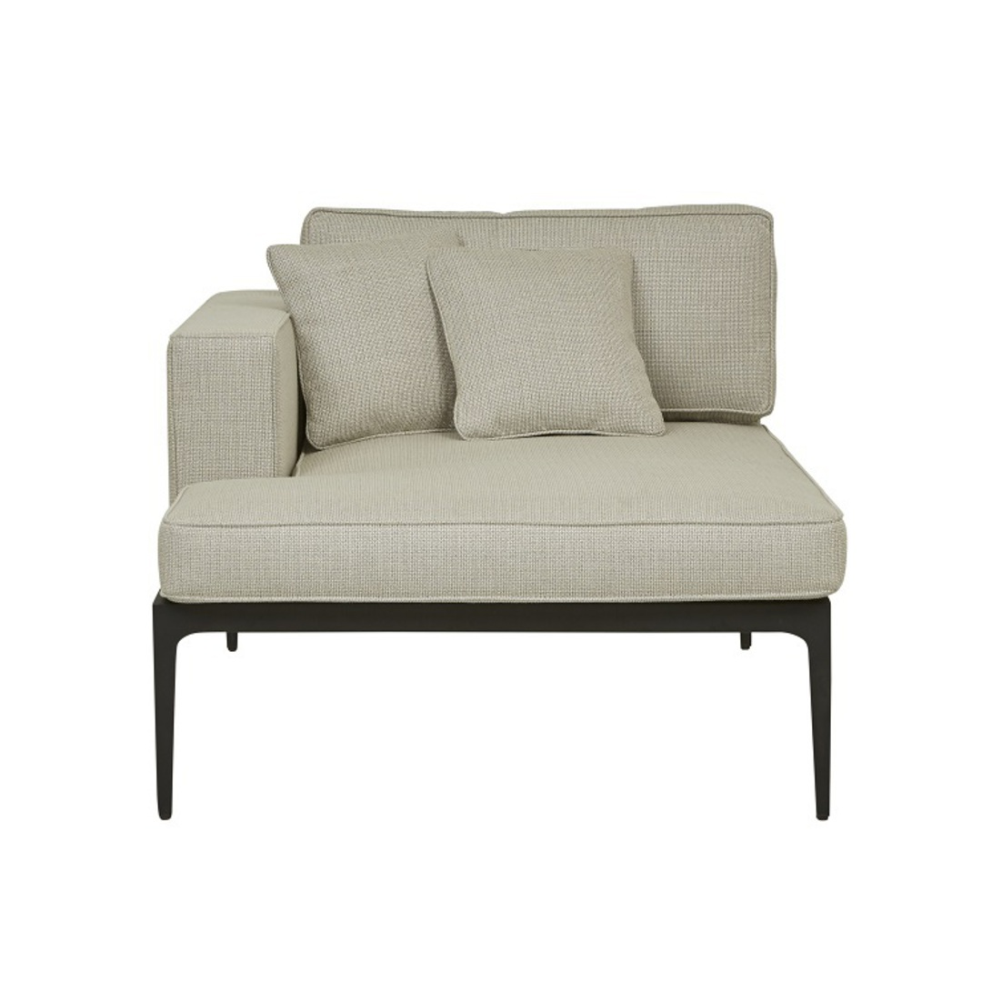 Montego Left Chaise (outdoor) image 6