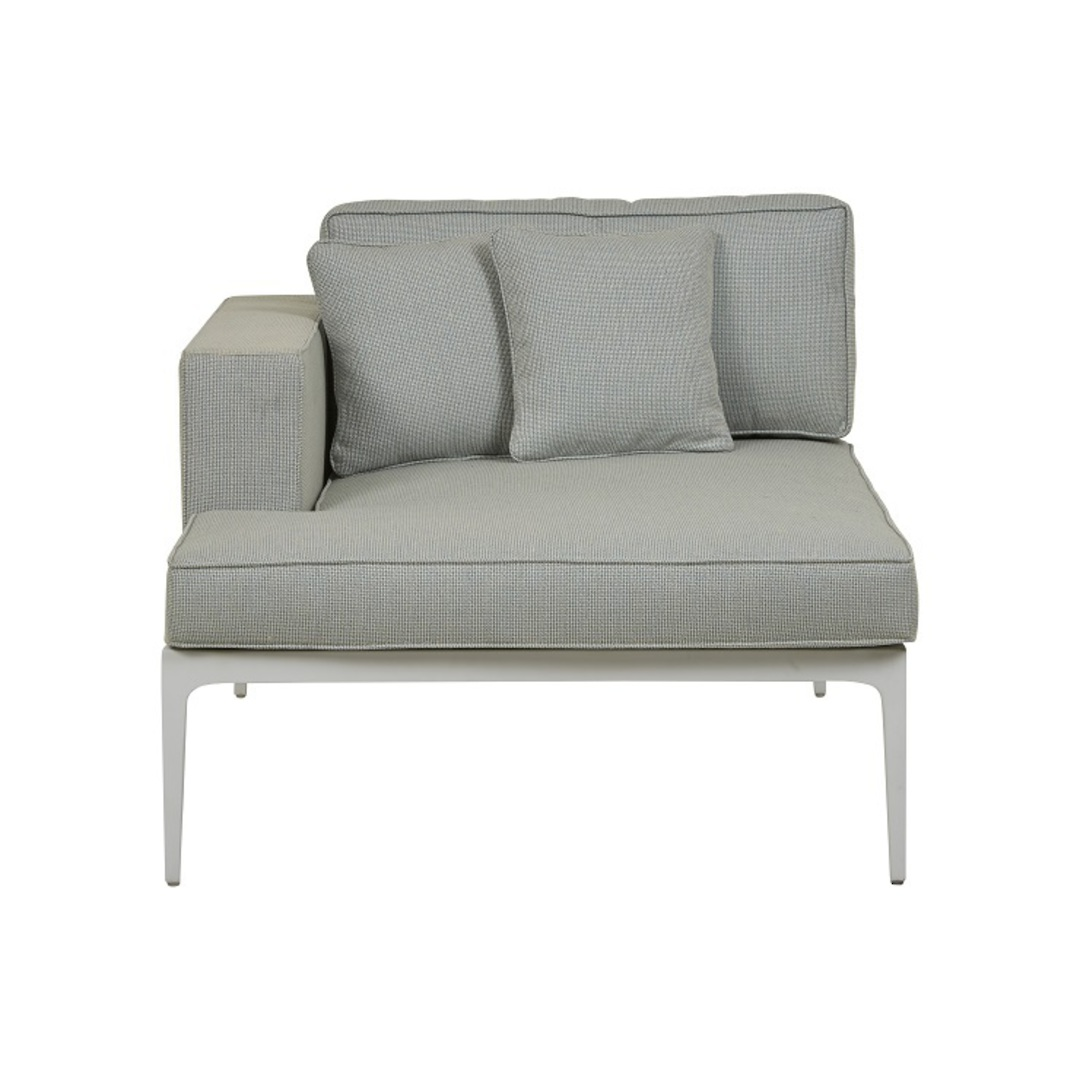 Montego Left Chaise (outdoor) image 7