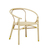 Click to swap image: <strong>Avery Maja Arm Ch-Natural - RRP-$777</strong></br>Frame Colour - Natural</br>Seat Colour - Natural</br>Seat Material - Rattan Weaving</br>Frame Material - Rattan</br>Seat Height - 460mm</br>Product Finish - PU Coating