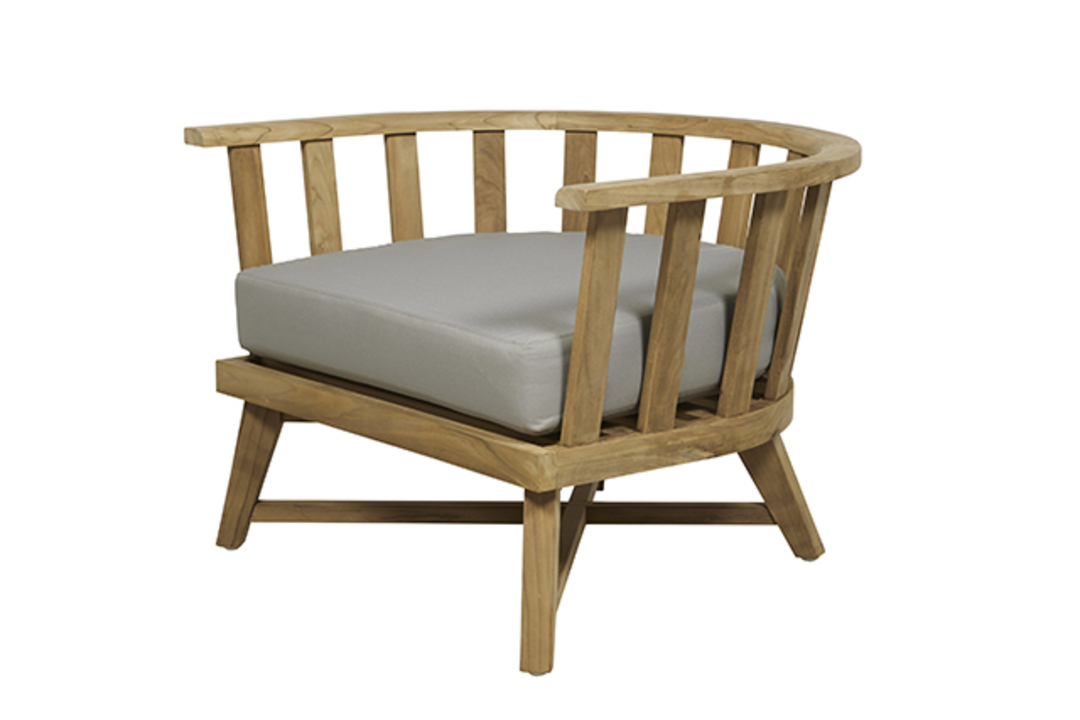 Sonoma Slat Occasional Chair image 4