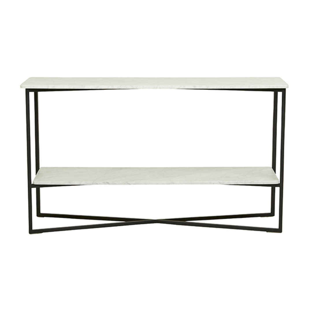 Elle Luxe Marble Console image 1